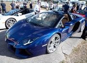 lamborghini ramping up 50th anniversary with aventador roadster launch in miami-490953