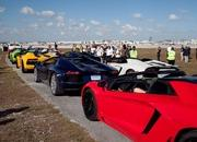 lamborghini ramping up 50th anniversary with aventador roadster launch in miami-490956