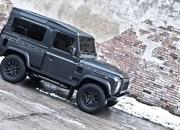 land rover defender military edition by kahn design-490482