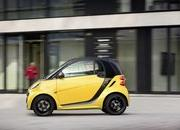 smart fortwo cityflame coupe and cabrio 4