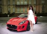 jaguar f-type roadster-492839