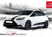 -ms design will unveil ford focus st competition kit in geneva
