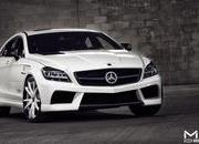 misha design prepares a new body kit for the mercedes cls 63 amg-492201