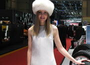 the ladies of the 2013 geneva motor show-496425