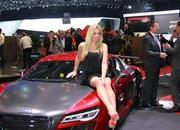the ladies of the 2013 geneva motor show-496437