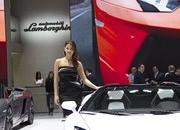 the ladies of the 2013 geneva motor show-496442