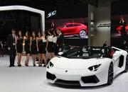 the ladies of the 2013 geneva motor show-496462