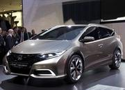 honda civic tourer concept-496507