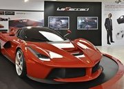 laferrari will be displayed at the ferrari museum in maranello-496296
