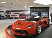 laferrari will be displayed at the ferrari museum in maranello-496299