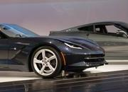chevrolet corvette stingray-500398
