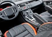 range rover santoniri black rs 600 kahn cosworth by kahn design-503580