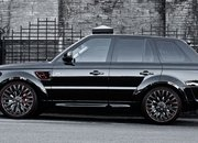 range rover santoniri black rs 600 kahn cosworth by kahn design-503576