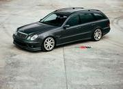 2003 2006 mercedes benz e 55 amg by renntech and adv1. Black Bedroom Furniture Sets. Home Design Ideas