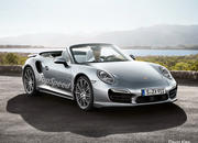 porsche 911 turbo convertible-505857