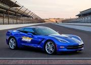 chevrolet corvette stingray indianapolis 500 pace car-504414