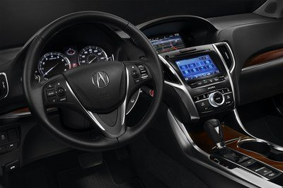 2015 2016 Acura Tlx Review Top Speed