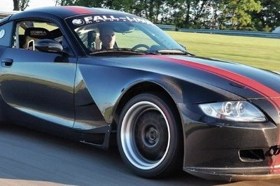 2007 Bmw M Coupe With Full Carbon Fiber Body Kit For Sale On Ebay News Top Speed