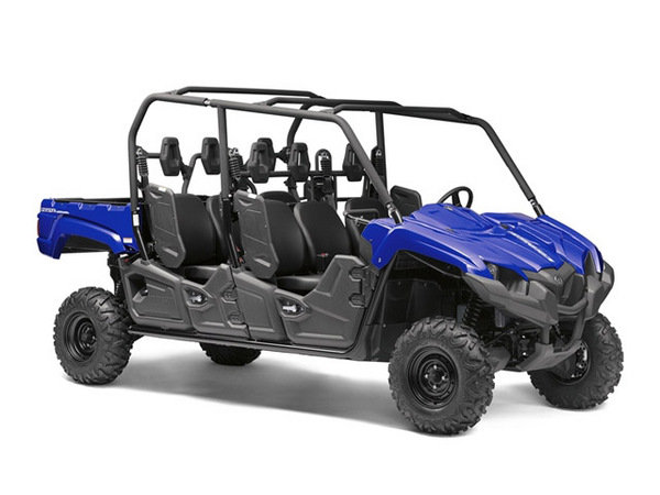 What Is The Top Speed Of A Yamaha Viking Vi