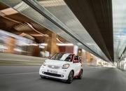 smart fortwo cabriolet - DOC643454