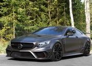 mercedes-amg s63 coupe black edition by mansory - DOC665511