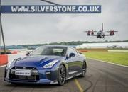 nissan 039 s gt-r drone can run to 60 mph in the blink of an eye video - DOC680693