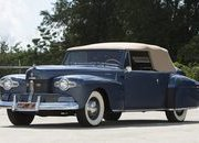 lincoln continental cabriolet - DOC683150