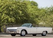 lincoln continental convertible - DOC682998