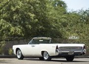 lincoln continental convertible - DOC683000