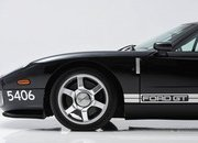 first functional ford gt prototype to be auctioned in january - DOC699694