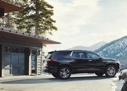 2018 chevy traverse goes upscale in all-new generation - DOC700524