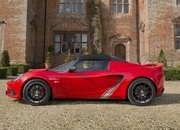 new lotus elise sprint edition is lighter quicker - DOC710723