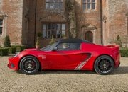 new lotus elise sprint edition is lighter quicker - DOC710748