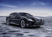 the 2018 lexus ls 500h is further proof that the hybrids are taking over - DOC708712