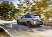 2018 mercedes-amg glc 63 and glc 63 coupe arrive with healthy turbo v-8 power - DOC712009