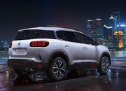 citroen c5 aircross bows in china comes to europe in 2018 - DOC714045