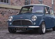 david brown revives the classic mini cooper with modern tech - DOC712226