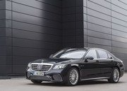 mercedes-amg s 63 and s 65 updated in shanghai still silly fast - DOC713964