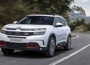 citroen c5 aircross bows in china comes to europe in 2018 - DOC714497