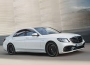 mercedes-amg s 63 and s 65 updated in shanghai still silly fast - DOC714476